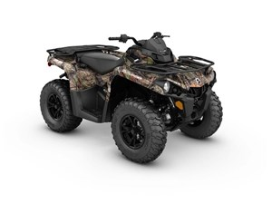 Can-Am Outlander DPS 570 Camo 2017