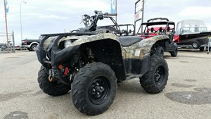 Yamaha Grizzly 700 FI EPS 2012