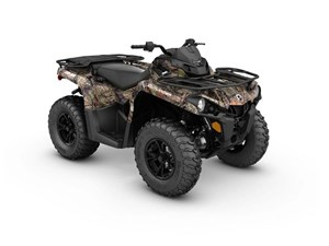 Can-Am Outlander DPS 450 Camo 2017