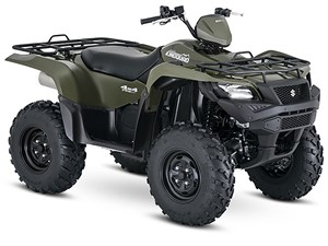 Suzuki KingQuad 750AXi Power Steering 2018