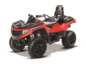 Arctic Cat Alterra TRV 700 XT EPS Vibrant Red Metallic 2017