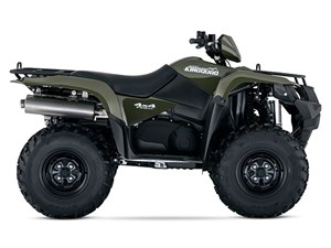 Suzuki KingQuad 750AXi - Green 2017