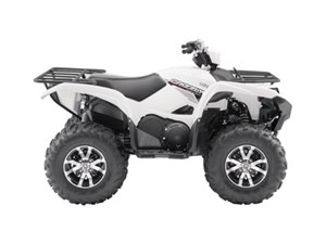 Yamaha Grizzly EPS Alpine White 2017