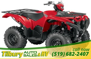 Yamaha Grizzly 700 EPS 2017
