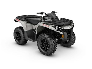 Can-Am Outlander DPS 650 2017