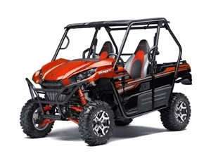 Kawasaki Teryx EPS LE Candy Matte Burnt Orange 2017