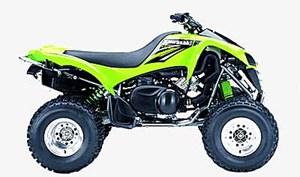 Kawasaki KFX700 V Force 2004