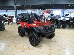 Suzuki KingQuad 500AXi Power Steering Special Edition Red 2016