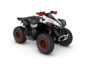 Can-Am Renegade X xc 1000R White / Black / Can-Am Red 2017