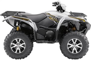 Yamaha Grizzly EPS SE2 2017