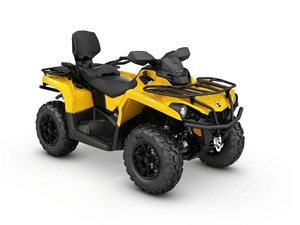 Can-Am Outlander MAX XT 570 Yellow 2017