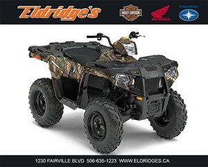 Polaris Sportsman 570 EPS Camo 2017