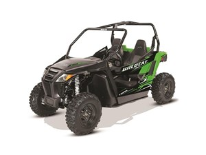 Arctic Cat Wildcat Trail Lime Green 2017
