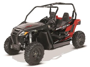 Arctic Cat Wildcat Trail Red 2017