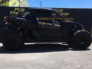 Can-Am Maverick X3 X ds Turbo R Triple Black 2017