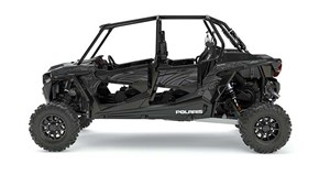 Polaris RZR XP 4 TURBO EPS TITANIUM METALLIC / 81$/sem gar 2017