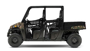 Polaris RANGER CREW 570-4 CAMOUFLAGE PURSUIT DE POLARIS /  2017