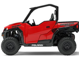 Polaris GENERALTM 1000 EPS DE POLARIS ROUGE INDY  / 52$/se 2017