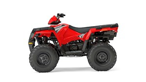 Polaris SPORTSMAN 570 EFI INDY RED / 25$/sem garantie 3 an 2017