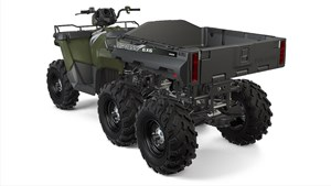 Polaris SPORTSMAN 6X6 BIG BOSS 570 EPS SAGE GREEN / 29$/se 2017