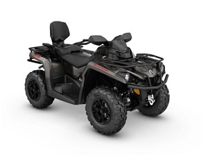 Can-Am Outlander MAX XT 570 Pure Magnesium Metallic 2017