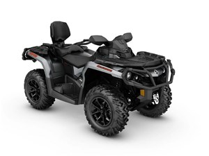 Can-Am Outlander MAX XT 850 Brushed Aluminum 2017