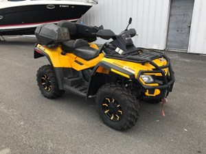 Can-Am outlander max xt 650 2012