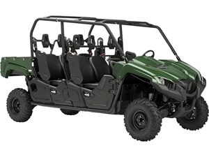 Yamaha Viking VI EPS Green 2018