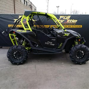 Can-Am Maverick  X ds 1000R Turbo Carbon Black / Manta Gr 2016