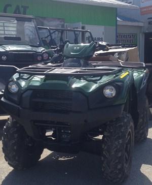 Kawasaki Brute Force® 750 4x4i 2018