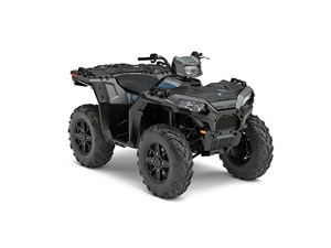 Polaris Sportsman 850 SP Titanium Matte Metallic 2017