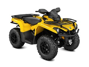 Can-Am Outlander™ XT™ 570 Yellow 2017