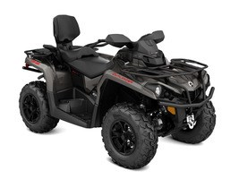 Can-Am Outlander™ MAX XT™ 570 Pure Magnesium Metallic 2017