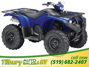 2018 Yamaha Kodiak 450 EPS Photo 1 of 2