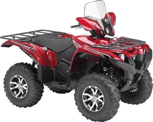 Yamaha Grizzly 700 LE EPS 2017