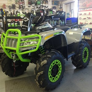 Textron Off Road ALTERRA MUD PRO 700 LTD EPS 2018
