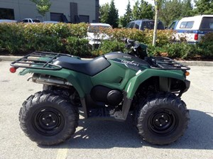 Yamaha Kodiak 450 EPS Green 2018