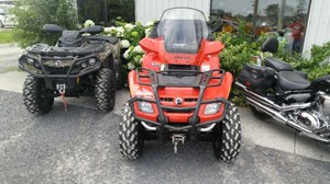 Can-Am Outlander MAX 500 EFI XT 2009