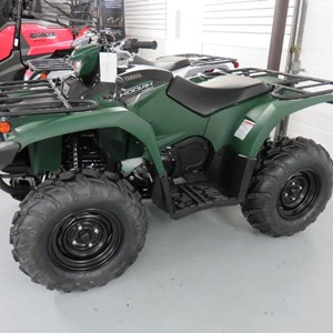 Yamaha Kodiak 450 Green 2018