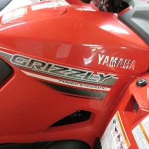 Yamaha Grizzly EPS LE 2017