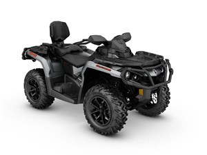 Can-Am Outlander MAX XT 1000R Brushed Aluminum 2017