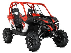 Can-Am Maverick X mr White / Black / Can-Am Red 2017
