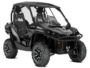 Can-Am Commander Limited Triple Black 2018