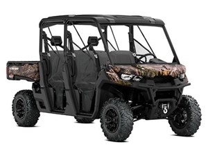 Can-Am Defender MAX XT HD8 Camo 2018