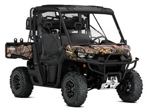 Can-Am Defender Mossy Oak Hunting Edition 2018