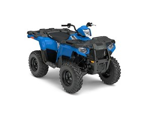 Polaris Sportsman 450 H.O. Velocity Blue 2017