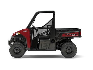 Polaris Ranger XP 900 EPS Solar Red 2017
