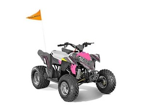 Polaris Outlaw 110 Pink Power 2017