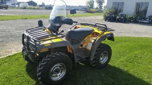Can-Am Traxter XT 2003