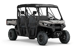 Can-Am Defender MAX XT HD10 Pure Magnesium Metallic 2017